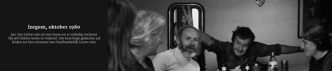 mijlpaal oktober 1980